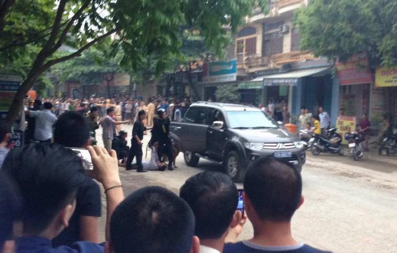 Lạng Sơn: Lùng bắt kẻ tình nghi buôn ma túy bắn trả CA - 1