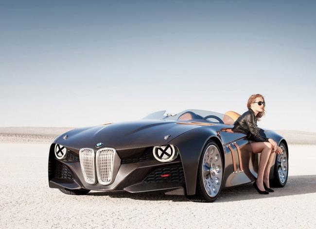 Chiếc BMW concept độc đáo