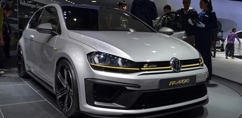 Volkswagen khai tử Golf R400 - 1