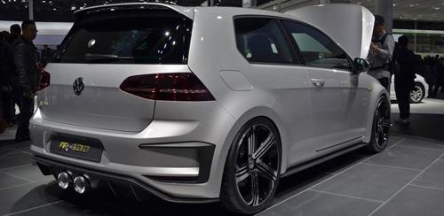 Volkswagen khai tử Golf R400 - 2