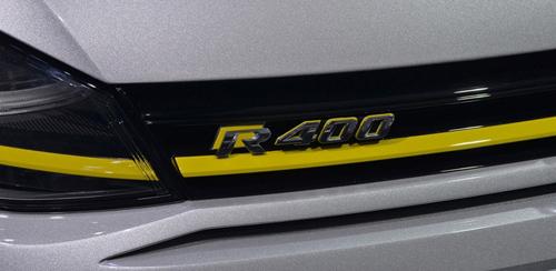 Volkswagen khai tử Golf R400 - 4