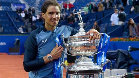 """Madrid Open: """"Bộ tứ siêu đẳng"""" tranh ngôi"""