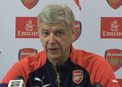 Arsenal không vô địch, Wenger đổ lỗi cho CĐV - 1