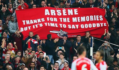 Arsenal không vô địch, Wenger đổ lỗi cho CĐV - 2