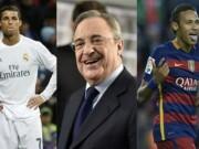 Bóng đá - Cha Neymar gặp gỡ Chủ tịch Perez, dọn đường đến Real Madrid