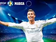 """Bóng đá - Bầu chọn Cầu thủ hay nhất Cúp C1: Ronaldo giành """"pole"""""""