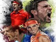"""Thể thao - Madrid Open: """"Bộ tứ siêu đẳng"""" tranh ngôi"""