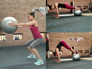 Làm đẹp - Học Ngô Thanh Vân 5 bài tập gym giúp trẻ hơn 10 tuổi