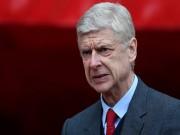 Bóng đá - Arsenal không vô địch, Wenger đổ lỗi cho CĐV