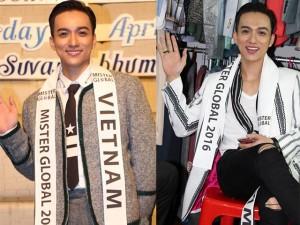 Đại diện Việt Nam gây chú ý giữa dàn thí sinh Mister Global 2016