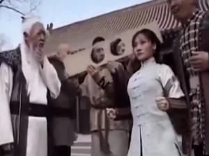 Video hài: Nữ cao thủ võ lâm là đây