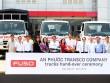 FUSO Việt Nam bàn giao lô xe tải đầu tiên cho Công ty An Phước
