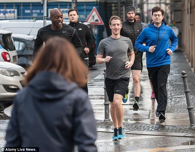 400 tỉ bảo vệ an toàn cho ông trùm Facebook - 1