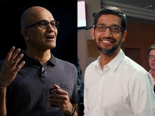 """Microsoft và Google đạt được """"hiệp ước hòa bình"""" - 2"""