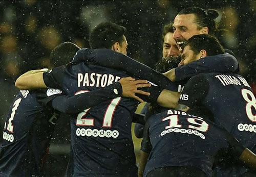 """PSG - Rennes: """"Đại tiệc"""" hiệp 2 - 1"""