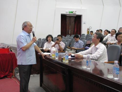 Việt Nam có lạm phát giáo sư? - 1