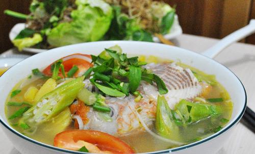 4 món canh cá nấu chua thanh mát cho ngày lễ 30/4 - 1