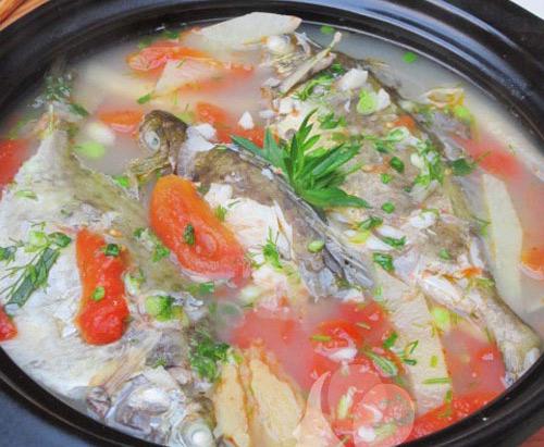 4 món canh cá nấu chua thanh mát cho ngày lễ 30/4 - 2