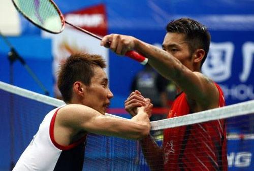 Lin Dan vs Lee Chong Wei - 2