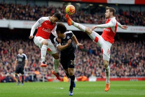 """Arsenal - Norwich: Bắn """"Hoàng yến"""", giữ mục tiêu - 1"""