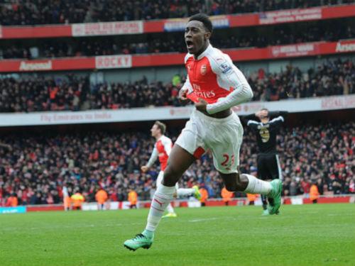 """Arsenal - Norwich: Bắn """"Hoàng yến"""", giữ mục tiêu - 2"""