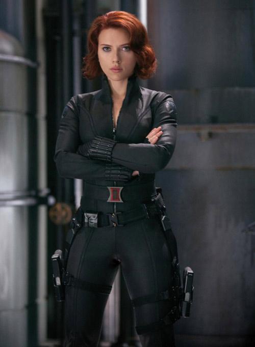 """Dàn mỹ nhân khó rời mắt của bom tấn """"Captain America"""" - 1"""