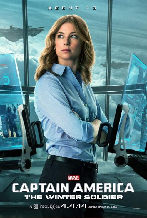"""Dàn mỹ nhân khó rời mắt của bom tấn """"Captain America"""" - 12"""