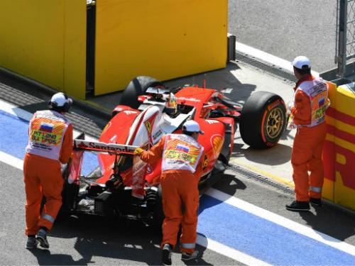 Chạy thử Russian GP: Hamilton nhanh nhất - 3