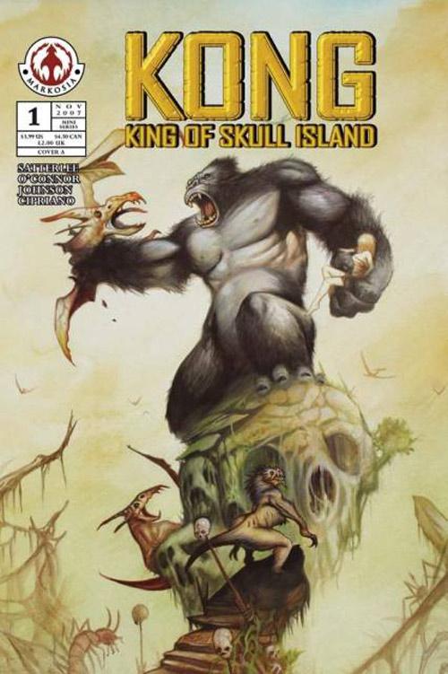 """""""Kong:Skull Island"""" bị kiện vì ăn cắp ý tưởng câu chuyện - 2"""