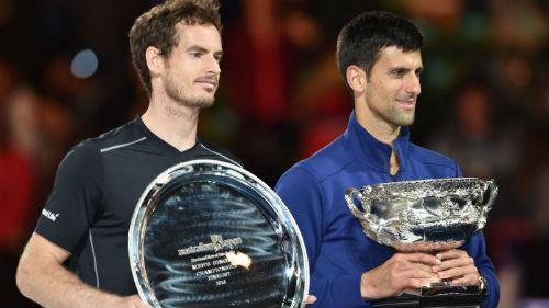 """Tin thể thao HOT 30/4: Murray """"thách thức"""" Djokovic - 1"""