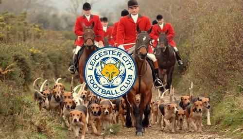 Leicester City vô địch - 1