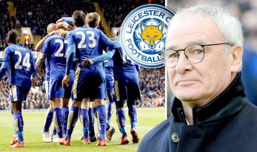 Leicester City vô địch Ngoại Hạng Anh - 2