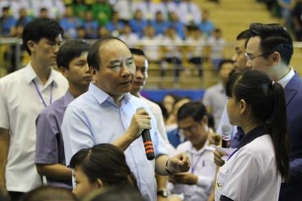 Thủ tướng: Công nhân bậc 7 còn quý hơn học vị cao - 1
