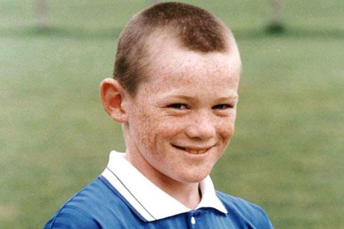 Khỏe từ bé, Rooney 10 tuổi solo ghi bàn kinh điển - 1