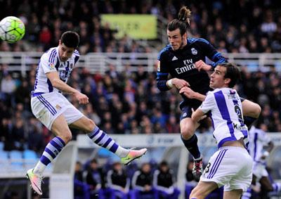 Chi tiết Sociedad - Real Madrid: Navas cứu nguy (KT) - 5