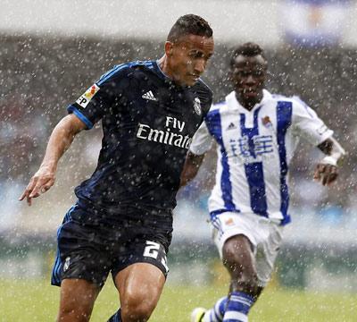 Chi tiết Sociedad - Real Madrid: Navas cứu nguy (KT) - 3