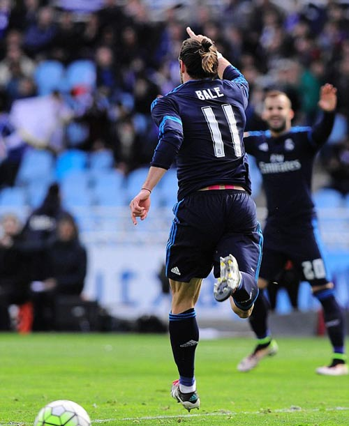 Sociedad - Real Madrid: Cú đánh đầu 3 điểm - 2