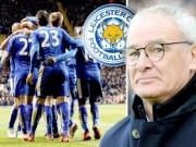 Bóng đá - Nhà vô địch Ngoại hạng Anh: Cổ tích Leicester City!