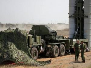 """Tên lửa phòng không S-500 Nga siêu """"tàng hình"""""""