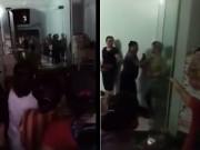 Bạn trẻ - Cuộc sống - Màn đánh ghen đông nghịt người ở Bắc Ninh gây xôn xao