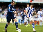 Bóng đá - Sociedad - Real Madrid: Cú đánh đầu 3 điểm