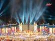 Vạn người đội mưa xem khai mạc Festival Huế 2016