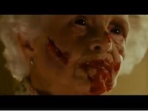 Video phim: Rùng mình với cảnh cụ già bị quỷ ám