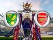 "TRỰC TIẾP Arsenal - Norwich: ""Pháo thủ"" bế tắc"