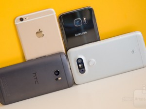 Đọ camera HTC 10, iPhone 6s Plus, Galaxy S6 và LG G5