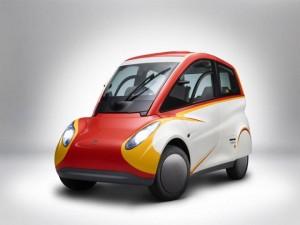 Mẫu xe tiết kiệm nhiêu liệu T25 concept phiên bản mới