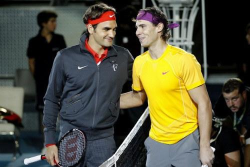 """Phân nhánh Madrid: Nadal hẹn Federer """"chung kết sớm"""" - 2"""