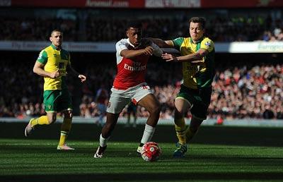 Chi tiết Arsenal - Norwich: Ngôi sao từ ghế dự bị (KT) - 3
