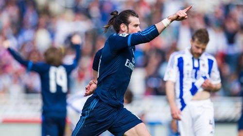 """Bale là """"trùm"""" đánh đầu, Real bất bại với Vasquez - 1"""