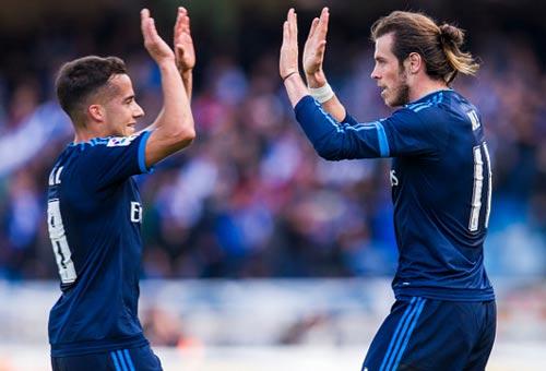 """Bale là """"trùm"""" đánh đầu, Real bất bại với Vasquez - 2"""